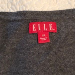 Elle Tops - Long, Grey, Loose Fitting Sweater